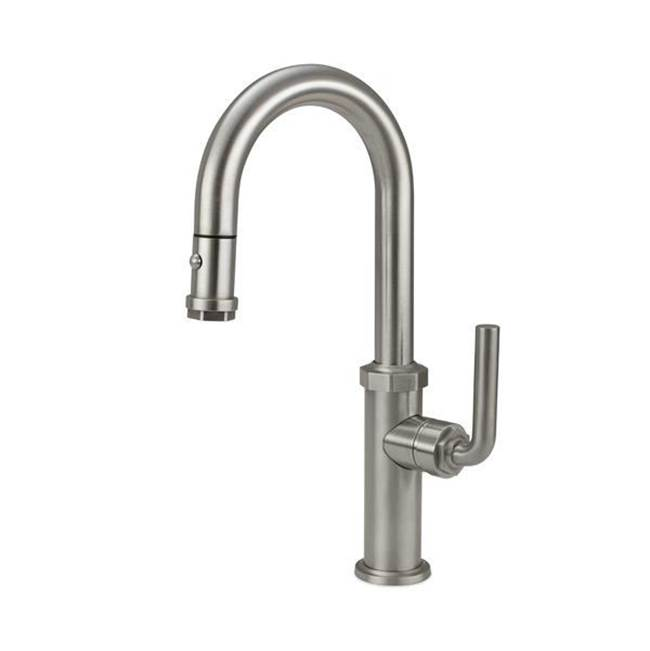 California Faucets Pull-Down Prep/Bar Faucet