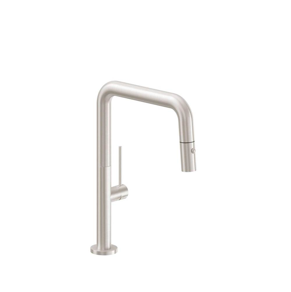 California Faucets Pull-Down Kitchen Faucet  - Quad Spout