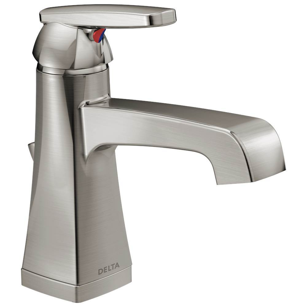 Delta Faucet Ashlyn: Single Handle Bathroom Faucet