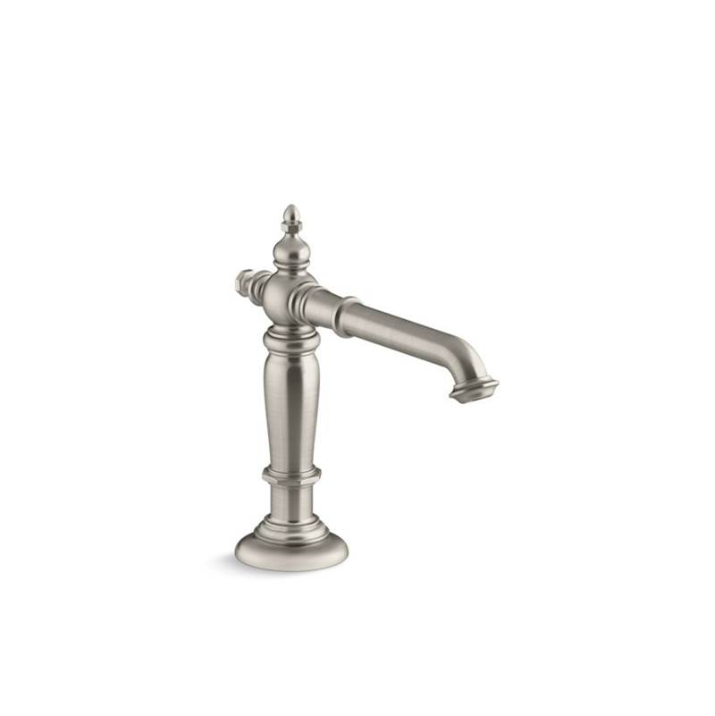 Kohler Artifacts® with Column design Widespread bathroom sink spout