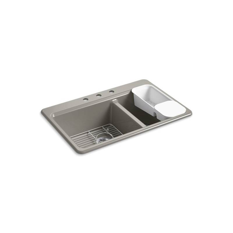 Kohler Riverby® Offset Top Mount Sink