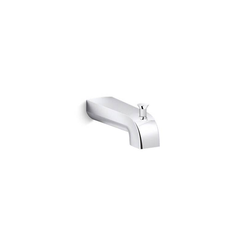 Kohler Pitch™ wall-mount diverter bath spout