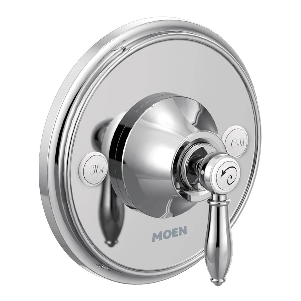 Moen Chrome Posi-Temp valve trim
