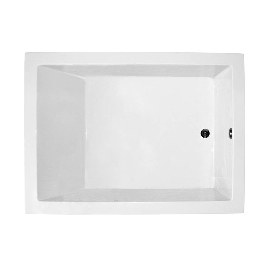 MTI Baths 54x42 BISCUIT ULTRA WHIRLPOOL UNDERMOUNT ANDREA 21