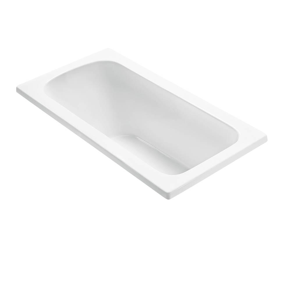 MTI Baths 60X31 BISCUIT DROP-IN ULTRA THERAPY WP-Sophia 1