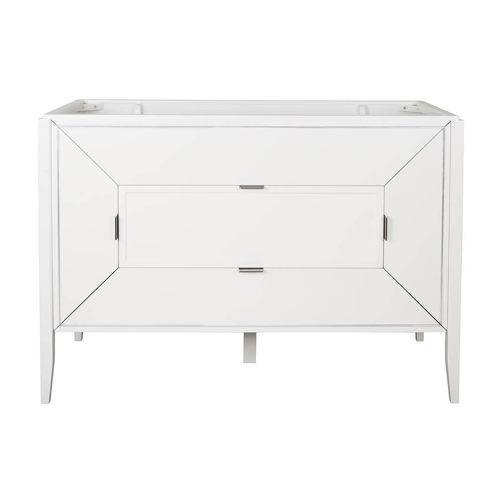 Ronbow 48'' Amora Bathroom Vanity Cabinet Base in White