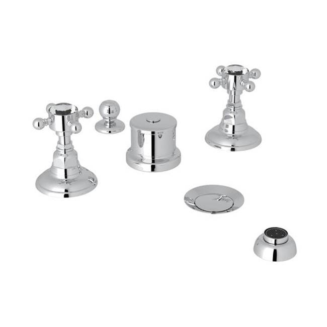 Rohl Kit Rohl Country Bath Five Hole Bidet
