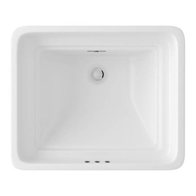 Rohl Rectangular Undermount Lavatory Sink