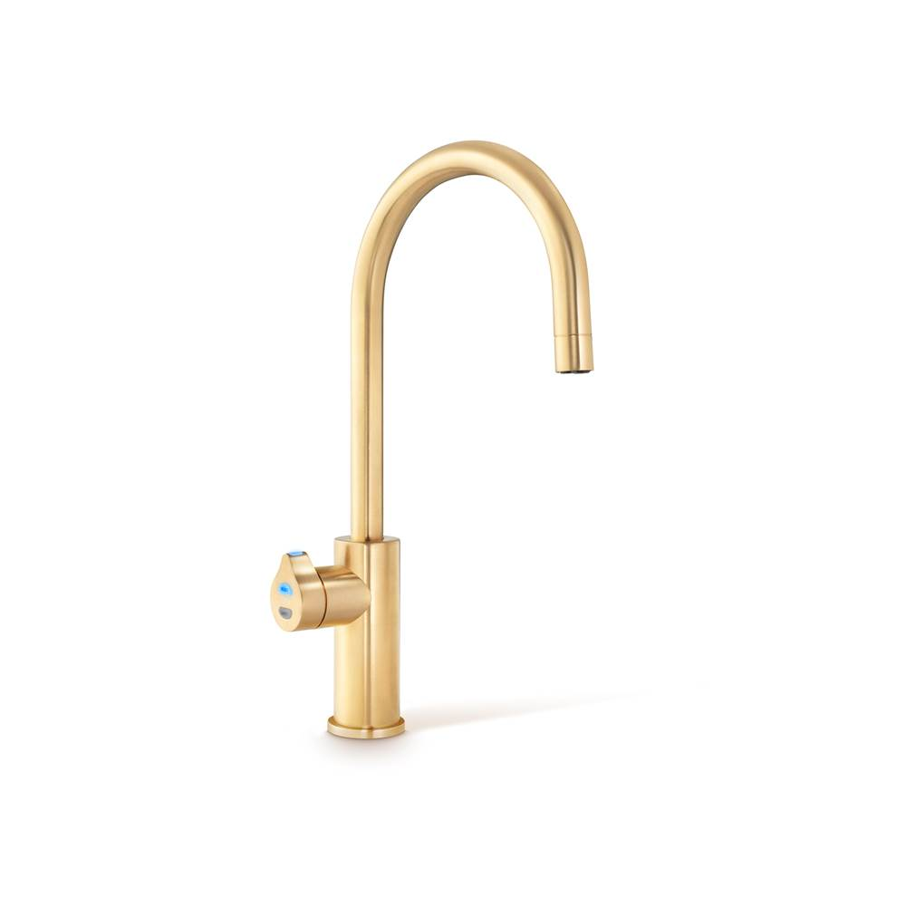 Zipwater Arc Faucet - Brushed Gold